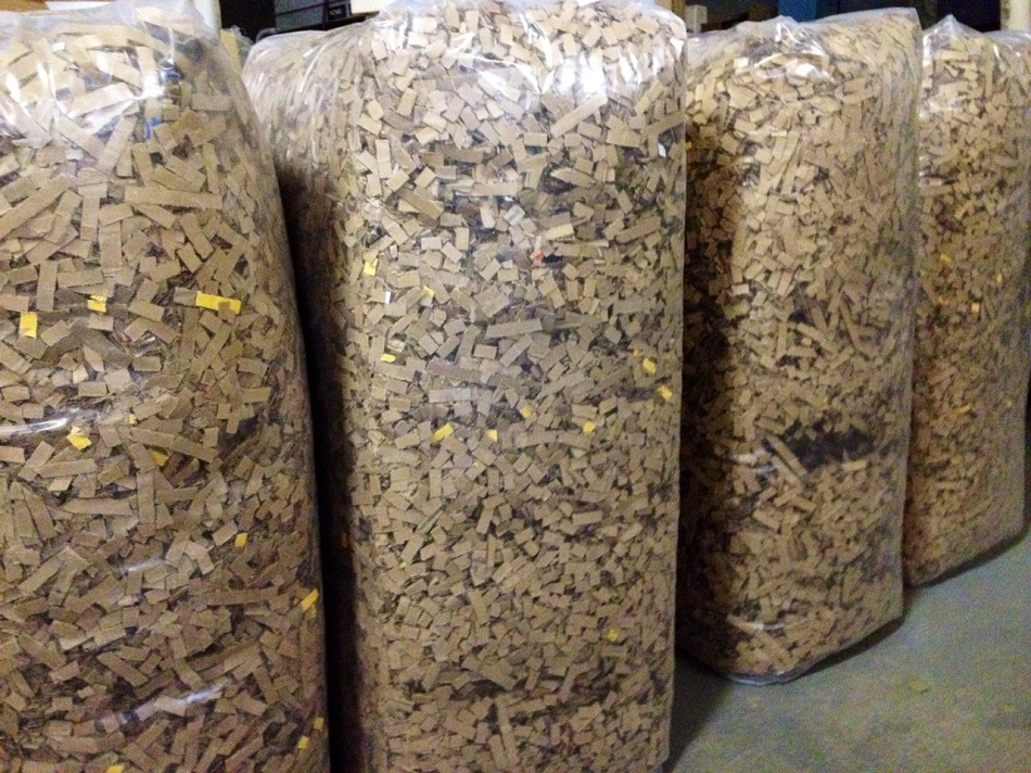 Animal Bedding   Waste-Not Recycling