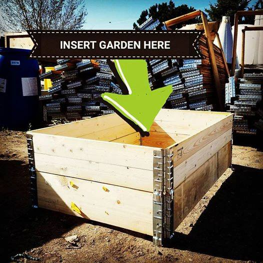 Raised Garden Beds For Sale $16.00 Each! OPEN Mon-Fri 9am