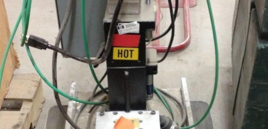 Sonitek TS 102/1 Thermal Press