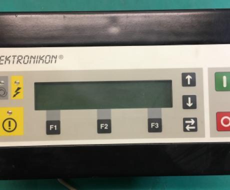 ATLAS COPCO 1900 0701 25, 1900070125 ELEKTRONIKON COMPRESSOR CONTROL PANEL
