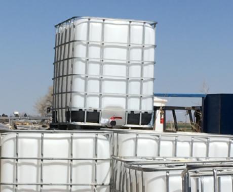 IBC totes 330 gallon