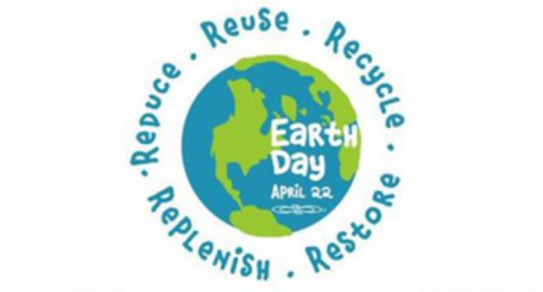 Earth Day 2018 April 22nd
