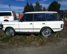 1989 Land Range Rover, Parts Vehicle