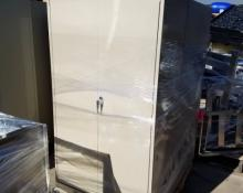 2 Door Vertical Steel Storage Cabinets