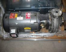 45 GPM Gusher Pump w/10HP Baldor Motor