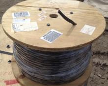 Belden 1069A 017500 16-2P STR BC VN TRAY PVC-NYL O/A FOIL SHD PVC JKT 90C 600C UL TC BLK/WHT#S