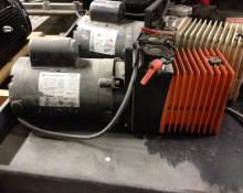 Alcatel M2004 Vacuum Pump w/ Franklin Pump