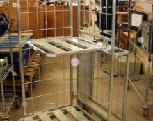 Aluminum Folding Rocket Cart by National Cart