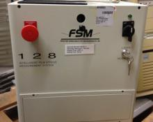FSM-128 Intelligent Film Stress Measurement System w/computer