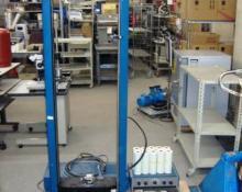 Instron Universal Testing Instrument Model 1130