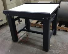 Kinetic Systems Vibraplane Vibration Isolation Table 1201-01-11, 120-5489 Used