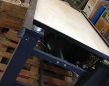 Kinetic Systems Vibraplane Vibration Isolation Table 1201-02