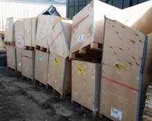 Large Wood Crates