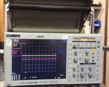 LeCroy Wavepro 960, Digital Oscilloscope 2GHz, Calibrated 9/28/2016