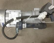 Nash Elmo L200 2BV2060-0NH91-98-Z liquidring pump, 2BV2 060, Vacuum pump D-97616, semiconducto