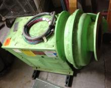 New York Blower Fume Exhauster Fan, Used