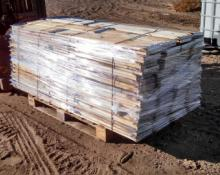pallet collars, heavy duty shipping, export certified