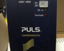 Puls, QS10.241, power supply, Puls Dimension