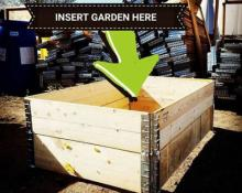 raised garden beds, raised beds, garden, NOCO