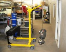 Skyhook 500# Lifting Hoist, Like New