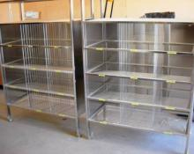 316 Stainless Steel rack