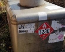 stainless steel, IBC Totes, 300 gallon