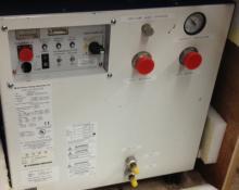 Sumitomo Heavy Industry Cryocooler SRP-102 w/F-80 Compressor Unit, Used