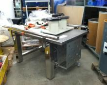 TMC Micro-G Stainless Steel Vibration Isolation Table ClassOne™ Workstation