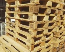 EUR, EPAL, Pallets Heat Treated Pallets