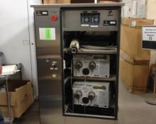 Varian 500ml HPLC Solvent Delivery Rack