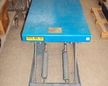 Vestil Model SCSC 2040 500# Scissor Lift Table