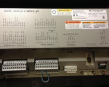 Woodward 8200-226 Rev C Servo Position Controller EEx nA I T4 LCIE 01 ATEX 6076X