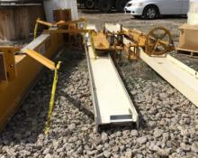 Wright Acco, Bridge crane, 8 ton crane