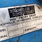 Hercules Industries Drum Dumper HI-120A-SP, Used