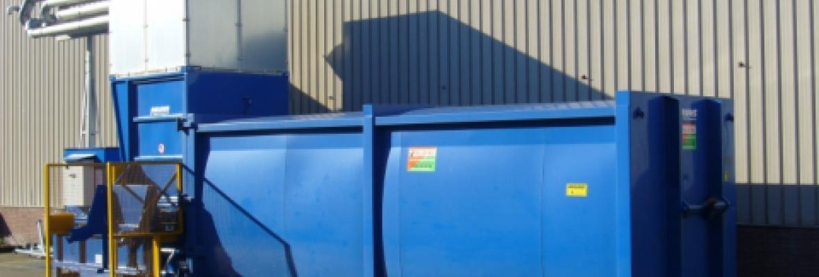 We buy Used Recycling equipment.